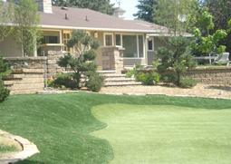 Landscaped Home on a Golf Course in Roseville, MN